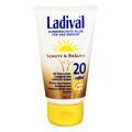 LADIVAL Schutz&Bräune für das Gesicht Gel LSF 20