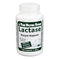 LACTASE 4.000 FCC Enzym Kapseln