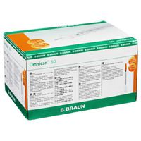 OMNICAN Insulinspr.0,5 ml U100 m.Kan.0,30x8 mm