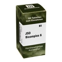 JSO BICOMPLEX Heilmittel Nr. 6