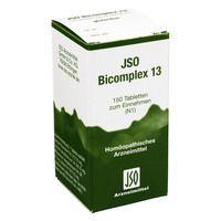 JSO BICOMPLEX Heilmittel Nr. 13