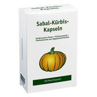 SABAL KÜRBIS Kapseln