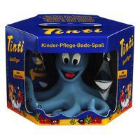 TINTI Spielfigur blau m.Badewasserfarbe
