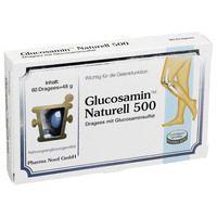 GLUCOSAMIN Naturell 500 mg Pharma Nord Dragees