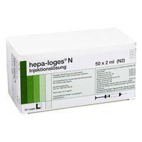 HEPA LOGES N Injektionslösung Ampullen