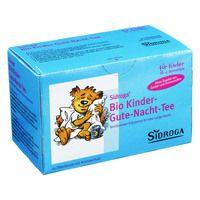 SIDROGA Bio Kinder-Gute-Nacht-Tee Filterbeutel