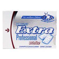 WRIGLEYS Extra Professional White zf.