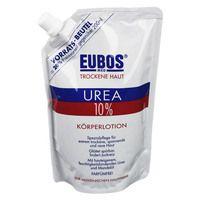 EUBOS TROCKENE HAUT Urea 10% Körperlotion Nachfüllbeutel
