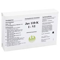 JUV 110 K I-VI Globuli