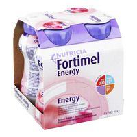 FORTIMEL Energy Erdbeergeschmack