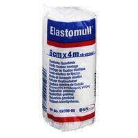 ELASTOMULL 4mx8cm 2096 elastisch Fixierbinde