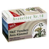 H&S Fenchel-Anis-Kümmel Filterbeutel