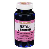 ACETYL-L-CARNITIN 500 mg Kapseln
