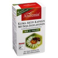 ALSIFEMIN Klima Aktiv mit Soja 1x1 Kapseln