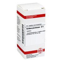 ACIDUM PICRINICUM D 4 Tabletten