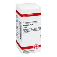 AGARICUS D 30 Tabletten