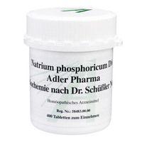 BIOCHEMIE Adler 9 Natrium phosphoricum D 6 Tabl.