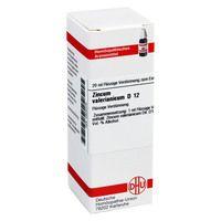 ZINCUM VALERIANICUM D 12 Dilution