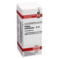 KALIUM CARBONICUM D 12 Globuli