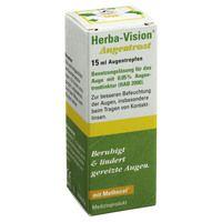 HERBA-VISION Augentrost Augentropfen