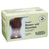 SIDROGA Blasen- und Nierentee Filterbeutel