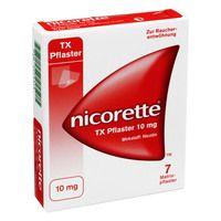 NICORETTE TX Pflaster 10 mg
