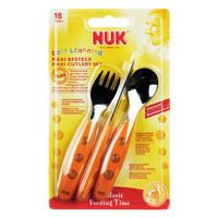 NUK Easy Learning Besteck maxi