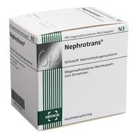 NEPHROTRANS magensaftresistente Kapseln