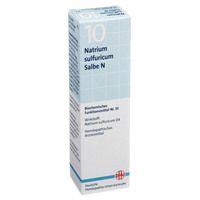 BIOCHEMIE DHU 10 Natrium sulfur.N D 4 Salbe