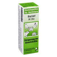 REVET H 3c Globuli f.Heimtiere