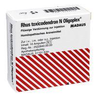 RHUS TOXICODENDRON N Oligoplex Ampullen