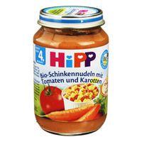 HIPP Menü n.d.4 Mon.Schinkennud.m.Tom.Kar.