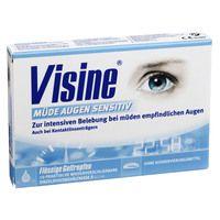 VISINE Müde Augen Sensitive Einzeldosispipetten