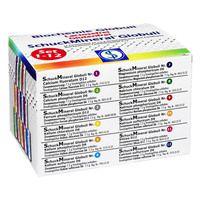 BIOCHEMIE Globuli Set 1-12 Lactose frei