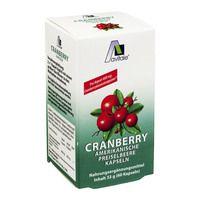 CRANBERRY KAPSELN 400 mg