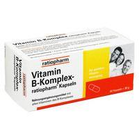 VITAMIN B Komplex ratiopharm Kapseln