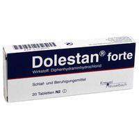 DOLESTAN forte Tabletten