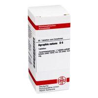 AGRAPHIS NUTANS D 6 Tabletten