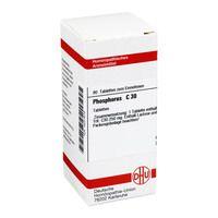 PHOSPHORUS C 30 Tabletten