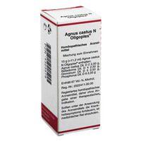 AGNUS CASTUS N Oligoplex Liquidum