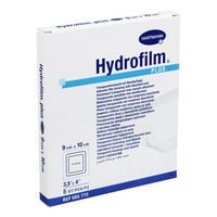 HYDROFILM Plus Transparentverband 9x10 cm