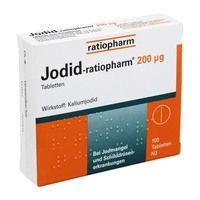 JODID ratiopharm 200 μg Tabletten