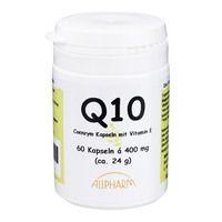 COENZYM Q10 MIT Vitamin E Kapseln