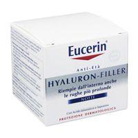 EUCERIN Anti Age Hyaluron Filler Nacht Tiegel