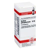 ACIDUM PHOSPHORICUM D 20 Globuli