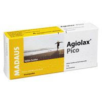 AGIOLAX Pico Abführ Pastillen