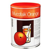 MUCOFALK Orange Granulat Dose