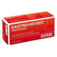 GASTRO HEVERT Magentabl.