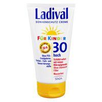 LADIVAL Kinder Creme reine Mikropigmente LSF 30