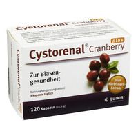 cystorenal cranberry plus kapseln cystorenal. Black Bedroom Furniture Sets. Home Design Ideas